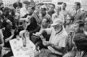 Drinking w Hemingway