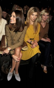olivia p and clemence poesy