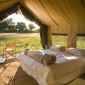 Chobe Under Canvas safari tent