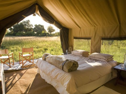 Chobe Under Canvas safari tent : canvas safari tent - memphite.com