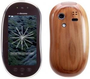 Sharp_Touch_Wood_NTT_DoCoMo