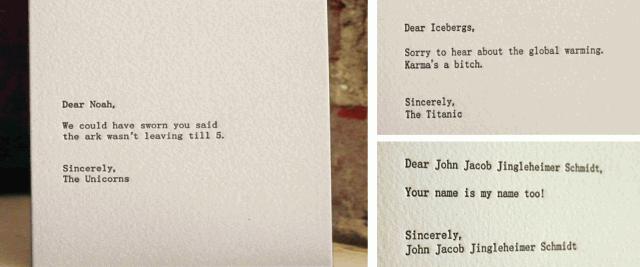 dear cards