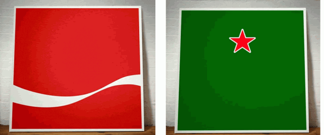 logo paintings