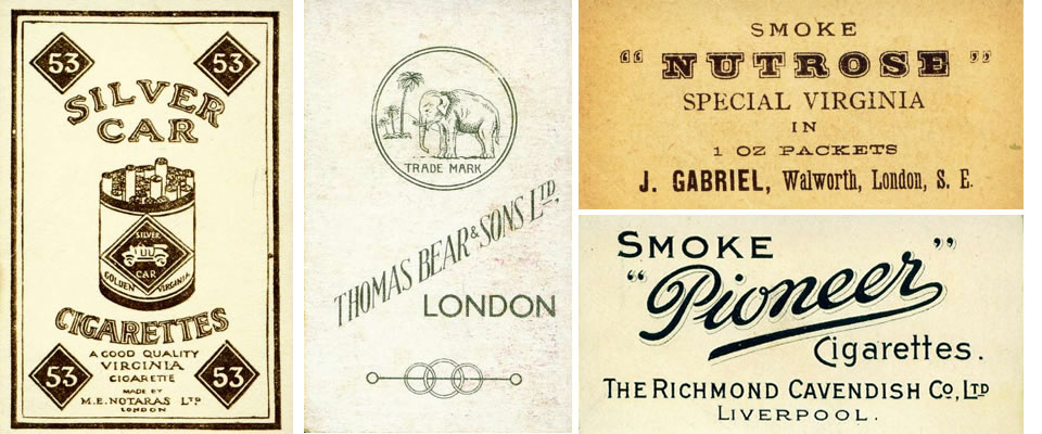 cig cards