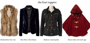 Wonderlust fall toppers